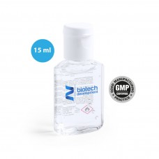 Gel Hidroalcoólico 15ml