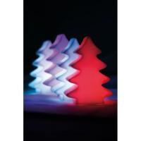 Árvore com luz LED
