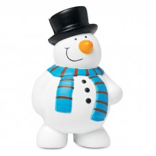 Boneco de Neve anti stress