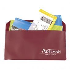 Bolsa para documentos de viagem