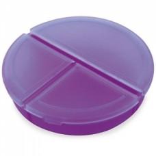 Caixa de pílulas redonda