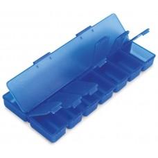 Caixa de Comprimidos de 7 compartimentos e recarga.