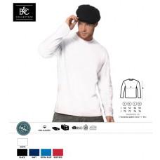 T-shirt B&C Exact 190 M. Comprida