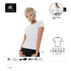 T-shirt B&C Women Only
