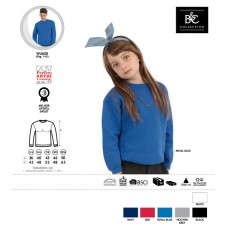 Sweatshirt B&C Set in Kids