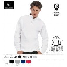 Sweatshirt B&C Full Zip Men